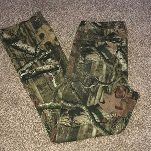Mossy Oak hunting pants